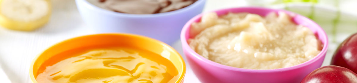 Photo of baby food